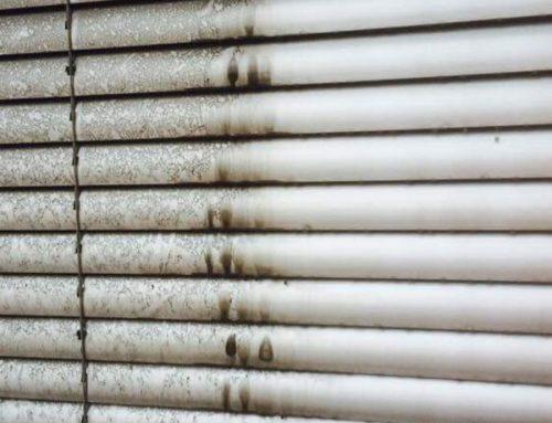 Vinduspuss og fasadevask